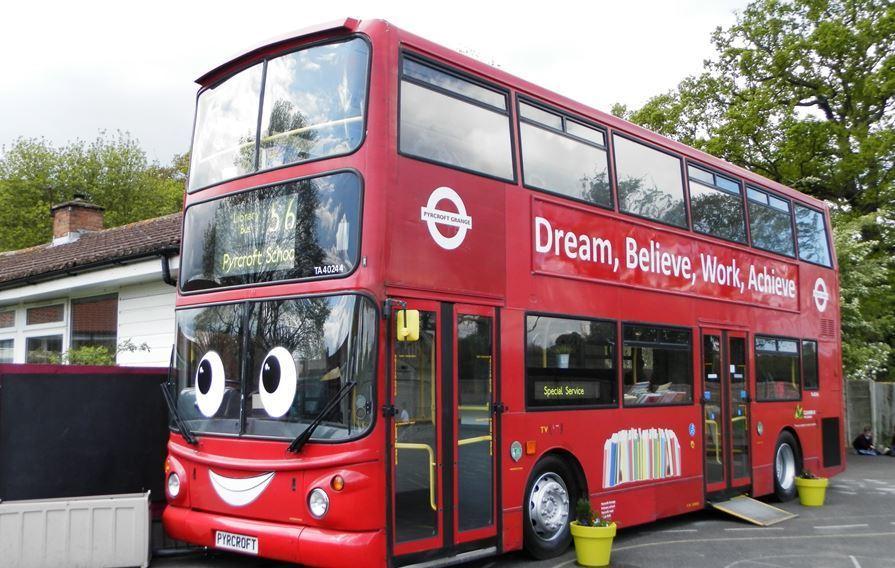 School library bus